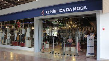 República da Moda, primeira loja de atacado em plataforma omnichannel do Brasil. Foto: Tales Matos