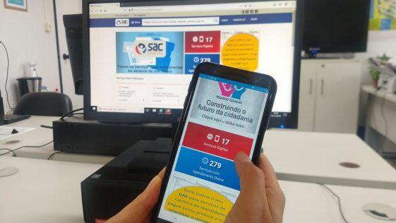 SAC Digital. Foto: Divulgação