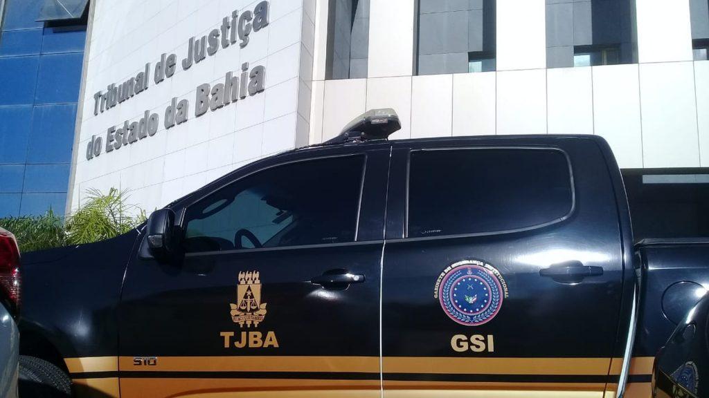 STJ determina afastamento do presidente do TJ-BA - Tribunal de Justiça da Bahia. Foto: Cid Vaz/TV Bahia