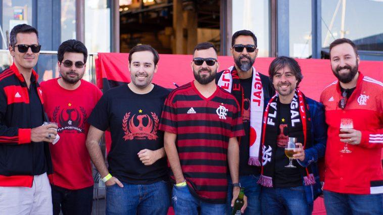 Fla Lisboa. Foto: Reprodução / MF Press Global