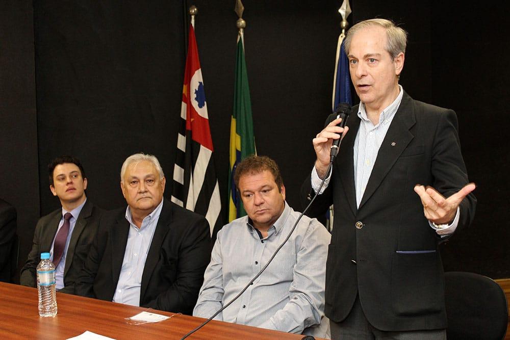 Presidente da AEASP, João Lammel. Foto: Divulgação