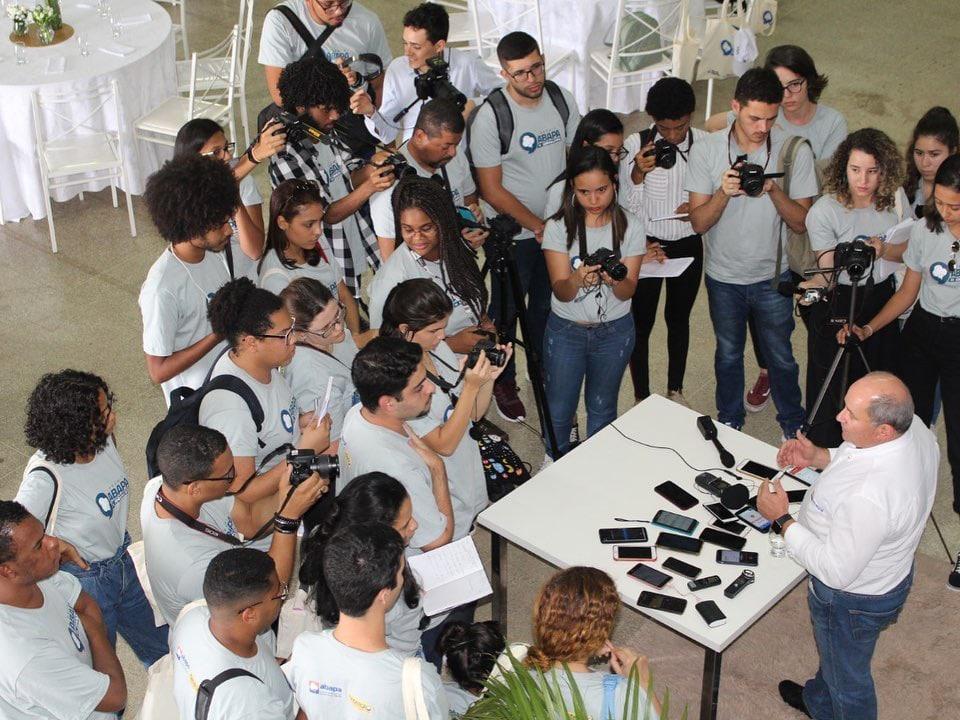 Visita técnica Prêmio Abapa de Jornalismo. Foto: Divulgação