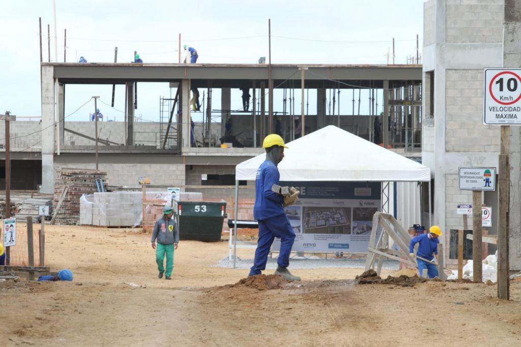 Governo do Estado investe mais de R$ 13 milhões para construção da Case em Vitória da Conquista. Foto: Elói Corrêa/GOVBA