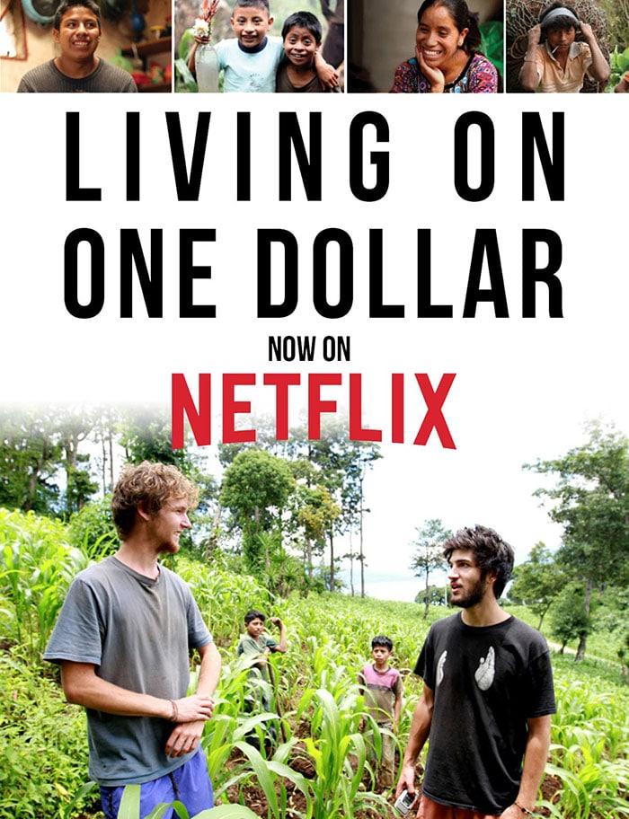 Vivendo com um dólar. Foto: Divulgação