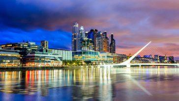 Buenos Aires. Foto: Reprodução / MF Press Global