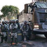 Imagem postada no Facebook com que o comando da PM anunciou início de operações em Paraisópolis. Foto: Reprodução/Facebook