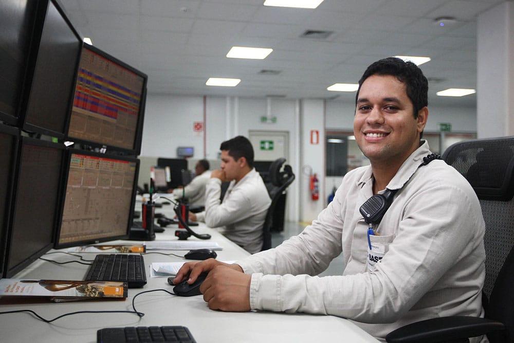 Produção industrial baiana cresceu 0,9% em outubro. Foto: Carol Garcia/GOVBA