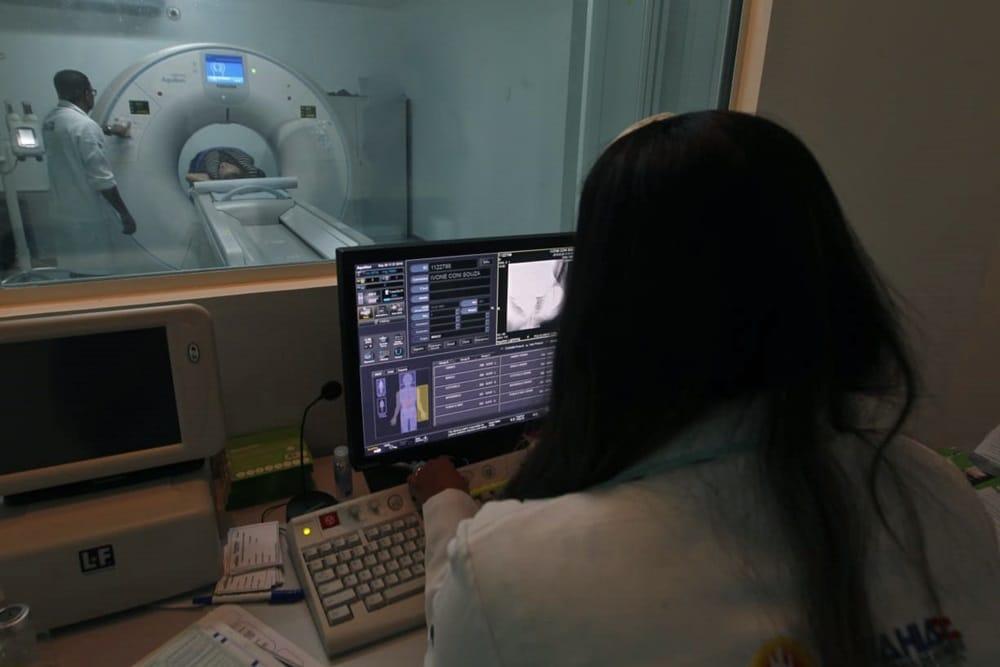 Policlínicas regionais de saúde atingem marca de 1 milhão de atendimentos. Foto: Divulgação