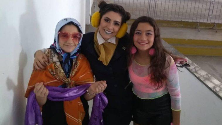 Camila Santanioni - Aerolivia. Foto: Divulgação