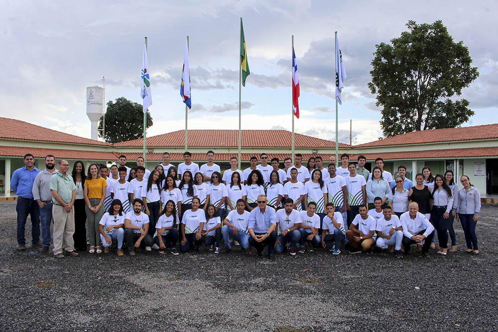 Programa Jovem Aprendiz na Área Rural dá início a duas novas turmas em Barreiras (Foto: Divulgação/Aiba)