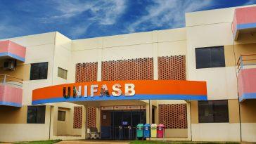 Fachada Unifasb II. Foto: Divulgação