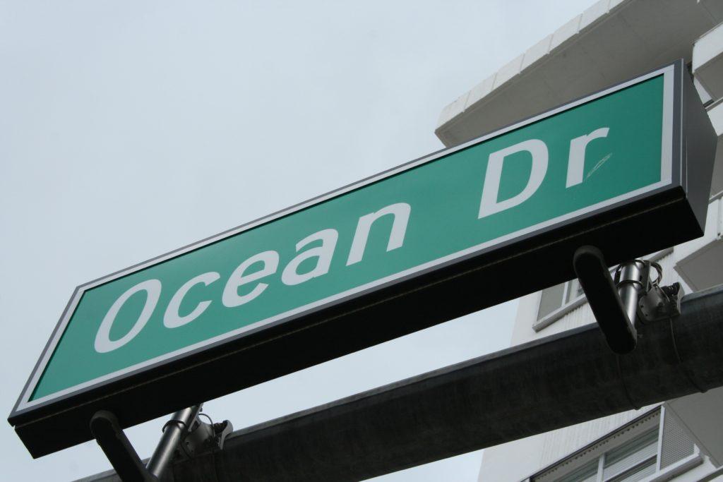Ocean Drive. Foto: Divulgação