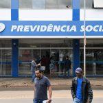 Fachada Previdência Social (Foto: Anderson Vieira/Agência Senado)