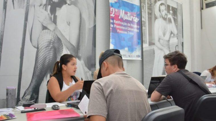 Mutirão Trans (Foto: Prefeitura de Goiânia/Divulgação)