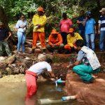 Projeto de recuperação de nascentes (Foto: Divulgação/Abapa)
