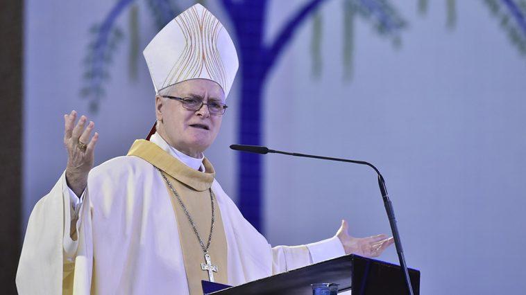 Cardeal Odilo Pedro Scherer (Imagem: Thiago Leon / Santuário Nacional)