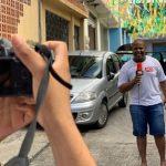 Comunicadores e ativistas combatem a desinformação em Salvador (Foto: Arquivo pessoal)