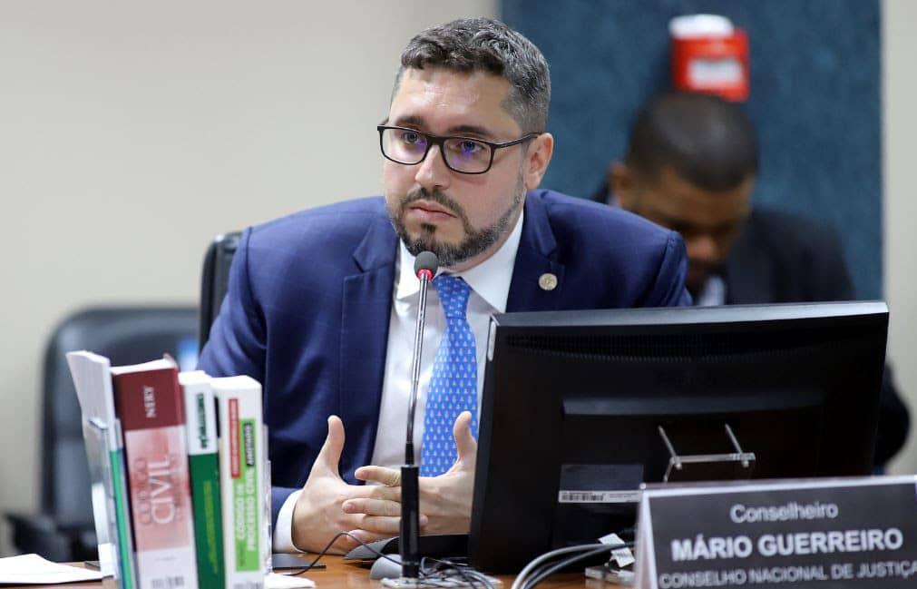 Mário Guerreiro é supervisor do departamento carcerário do CNJ (Foto: Divulgação)