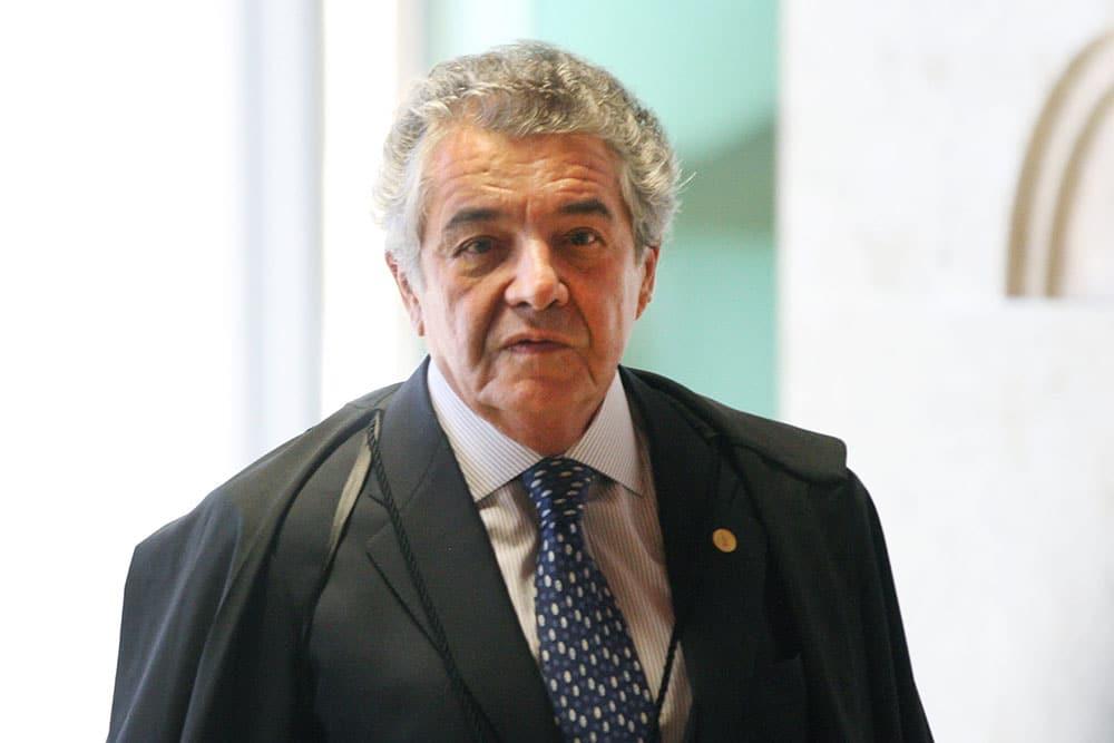 O ministro do STF, Marco Aurélio Mello, solicitou que os magistrados avaliem a concessão de liberdade condicional para detentos em grupos de risco (Foto: Nelson Jr./SCO/STF)