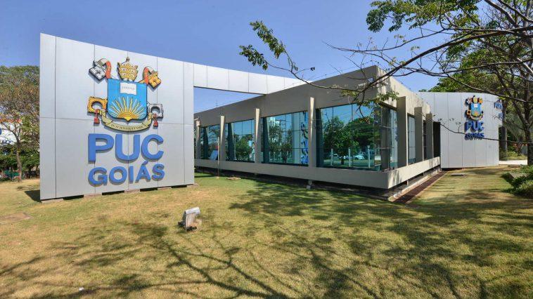 Pontifícia Universidade Católica de Goiás (Foto: Reprodução)