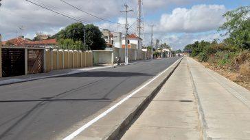 Rua Manoel Severo (Foto: Carol Garcia/ GOVBA)