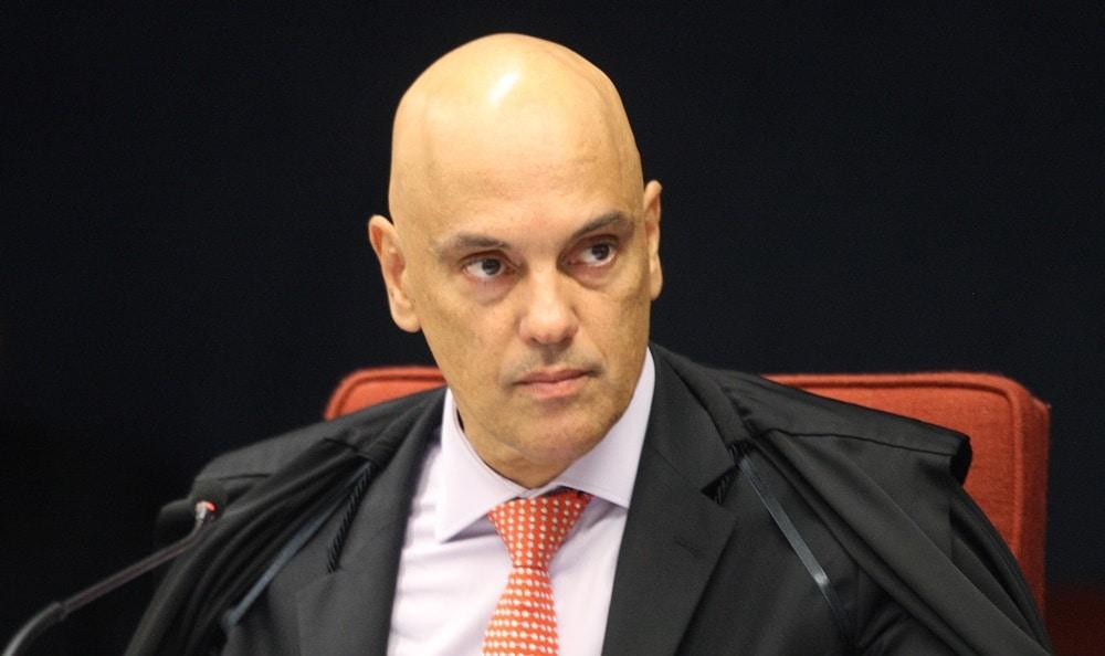 O ministro Alexandre de Moraes é relator do chamado Inquérito das fake news (Foto: Nelson Jr./SCO/STF)