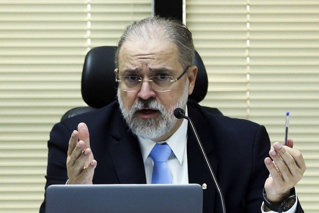 O jurista Augusto Aras é o atual procurador-geral da República (Foto: José Cruz/Agência Brasil)