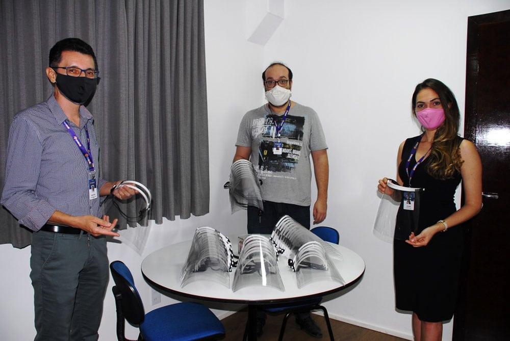 O Programa de Inovação & Tecnologia irá auxiliar na fabricação dos equipamentos de segurança à saúde principalmente com o Plano de Contingenciamento (Foto: Divulgação)