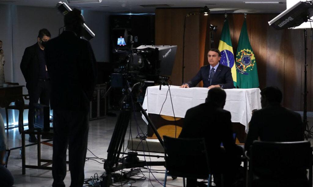 Em discurso gravado para a 75ª Assembleia Geral da ONU, presidente fala em cristofobia, afirma que país é cristão, mas não cita existência de outras religiões no Brasil