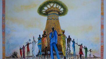 Arte de Preto Afrikas (Foto: Divulgação)