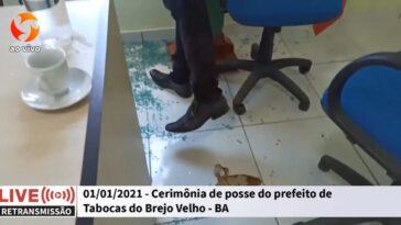 (Foto: Reprodução/Folha Geral TV)