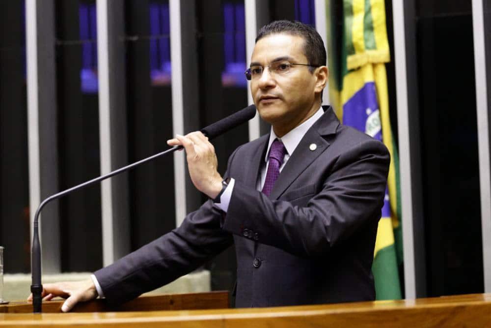O deputado Marcos Pereira, líder do Republicanos, já foi ministro da Indústria, Comércio Exterior e Serviços no governo de Michel Temer (DEM) (Foto: Michel Jesus/Câmara dos Deputados)
